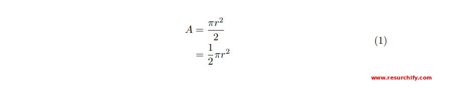 Equations Alignment in LaTeX | How to use amsmath packages