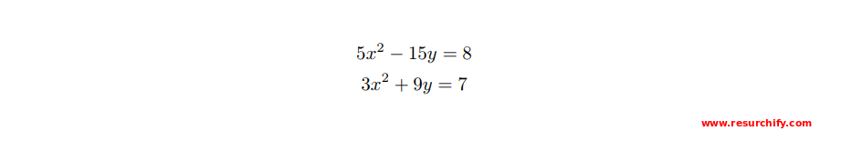 Equations Alignment in LaTeX | How to use amsmath packages in LaTeX